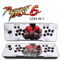 1099 in 1 Retro Games Arcade Console Machine Double Stick Home Pandora's Box 5s