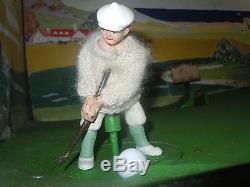 1928 Chester Pollard Play Golf Coin Operated Manikin Penny Arcade Game