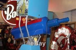 1940s Vintage International Mutoscope Machine Gun Sky-Fighter Arcade Game