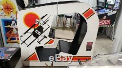 1980 Atari Red Baron Cockpit Arcade Machine Survivor