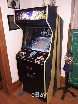1981 Sega Gremlin Astro Blaster Arcade Machine Resto Mod