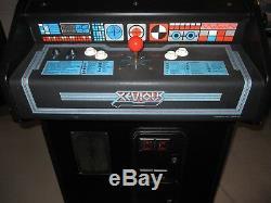1983 Atari Namco Xevious arcade machine-excellent condition, super clean game