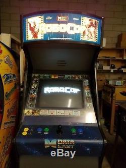 1988 Data East ROBOCOP arcade machine
