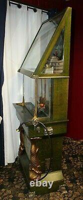 1¢ Mills Submarine Lung Tester Arcade Machine by John Papa
