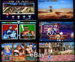 2018 Pandora Box 5S Arcade Videogame Machine 122 Retro Arcade Games Console