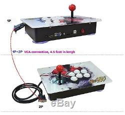 2200 Games Separable Arcade Console Machine Retro Video Game Pandora Treasure 3D