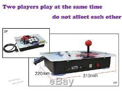 2260 Games Separable Arcade Console Machine Double sticks Pandora Treasure 3D HD