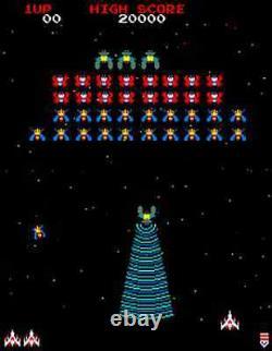 2 Player 118 Game Tv Game Arcade Machine Galaga Pacman 1942 Joust Dig Dug Mario