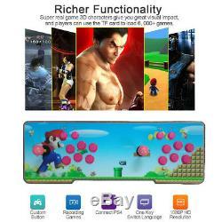 3D Pandora Key 7 Box Retro Arcade Game Console 1080P HD 2 Players Arcade Machine