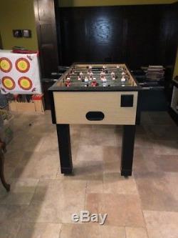 4 arcade game, popcorn machine Mortal Kombat, pole position, multicade, foosball