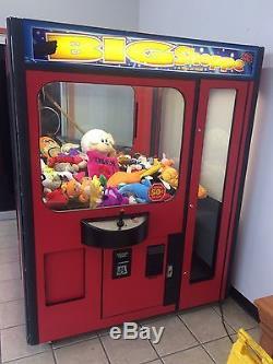 60 Rainbow Big Shoppe Crane Machine