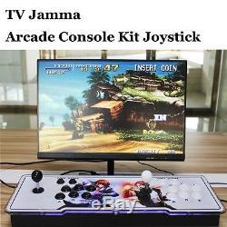 800 Games Arcade Machines Console Kit Double Joystick Button Pandora's Box 4s