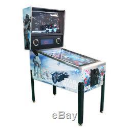 800 Games in 1 Virtual Pinball Machine Star Wars 43 LED Arcade BRAND NEW