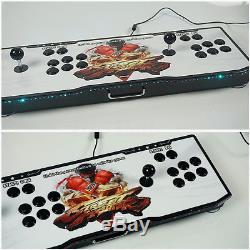 815 Video Games Arcade Console Machine Double Joystick 2 Player Pandora's Box 4s
