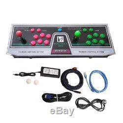 875 Video Games Arcade Console Machine Double Joystick Pandora's Box 5s VGA HDMI