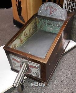 ABT Shooting Gallery Gun Game Trade Stimulator, Arcade, Coin-op Machine