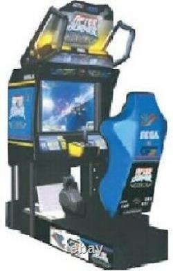 AFTER BURNER CLIMAX ARCADE MACHINE by SEGA (Excellent Condition) RARE