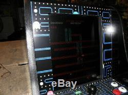 ARCADE CLASSICS 60-1 MS. PACMAN/GALAGA TABLETOP MACHINE! NEW! 60 games
