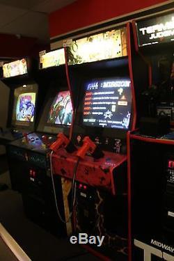 AREA 51 Arcade Game Machine Works Great! Super Popular