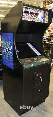 ARKANOID ARCADE MACHINE by TAITO/ROMSTAR (Excellent Condition) RARE