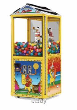 All American Chicken Vending Machine Arcade Game