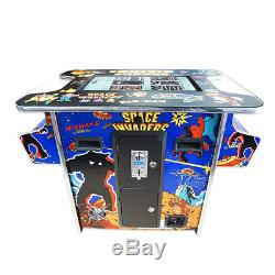 Amazing Cocktail Arcade Machine With 60-1 Classic Games 135LBS 22inch screen