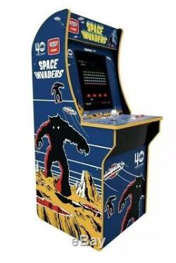Arcade1UP Space Invaders 4ft Arcade Machine. BRAND NEW