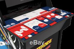 Arcade1Up Asteroids Arcade Machine 4Ft Coinless Operation Classic Design