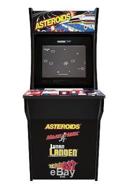 Arcade1Up Asteroids, Lunar Lander, Major Havoc, and Tempest Machine PREORDER
