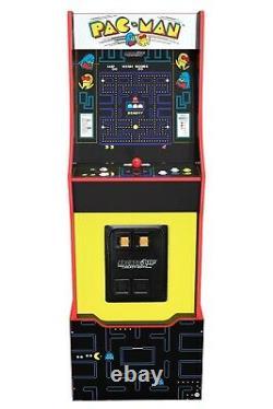 Arcade1Up Bandai Namco Legacy PAC-MAN + 11 Games LARGE Arcade Machine Cabinet