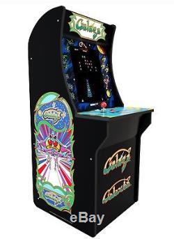 Arcade1Up Galaga + Galaxian Arcade Cabinet Machine Brand new $25 shipping