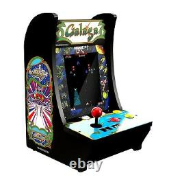 Arcade1Up Galagas 2-in-1 Countercade Tabletop Home Mini Arcade Machine Game NEW