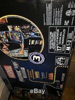 Arcade1Up Marvel Super Heroes At-Home Arcade Machine 3 Games in 1 Limited Editio