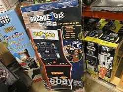 Arcade1Up PacMan 40th Anniversary Edition Arcade Machine Brand New Pac-Man NIB