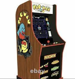 Arcade1Up PacMan 40th Anniversary Edition Arcade Machine Brand New Sealed