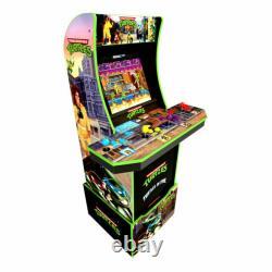 Arcade1Up TMNT Teenage Mutant Ninja Turtles Arcade Cabinet Machine. New