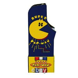 Arcade 1UP Pac Man Game Machine Bundle @@