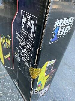Arcade 1up Pac Man ARCADE MACHINE NEW / SEALED