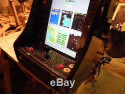 Arcade Classics 60-1 Ms. Pacman/galaga Tabletop Machine! New