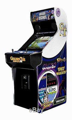 Arcade Legends 130 Classic Video Game Machine Including Many Golden Tee Games