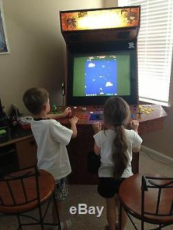 Arcade Machine 4 player mame coinop coin operated LOCAL PICKUP ONLY