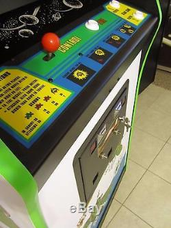 Arcade Machine, -Coin Operated, -Amusement, - Bally Midway, -, Galaxian, -, Refurbished