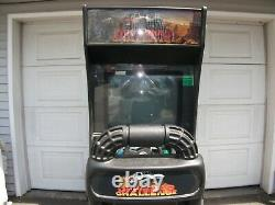Arcade Machine Full Size Sit Down Driving Game Midway Off Road Challenge