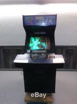 Arcade Machine capcom Super heros street fighter