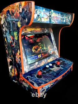 Arcade Machine with over 3000 Classic Fighting Games