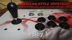 Arcade Videogame Machine Bartop 815 Games Dual stick Console like Pandora Box 4S