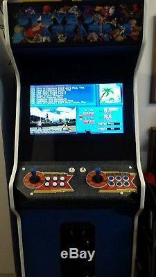 Arcade machine, 621 in 1 Multi- Game