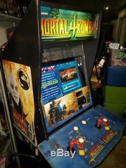 Arcade machine with 520 games