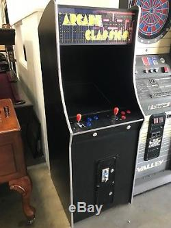 Arcade upright with 412 game in 1 Game machine