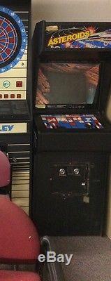 Asteroids Arcade Machine WORKING CONDITION
